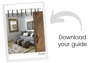 PDF Guide for Eclectic Interior Design Style