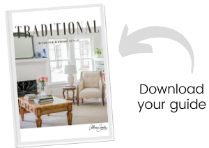 PDF Guide to Traditional Interior Design Style