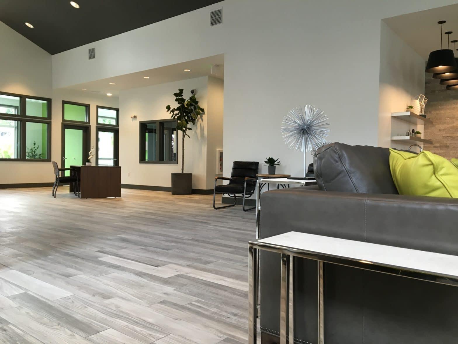 contemporary rec center design in Washington