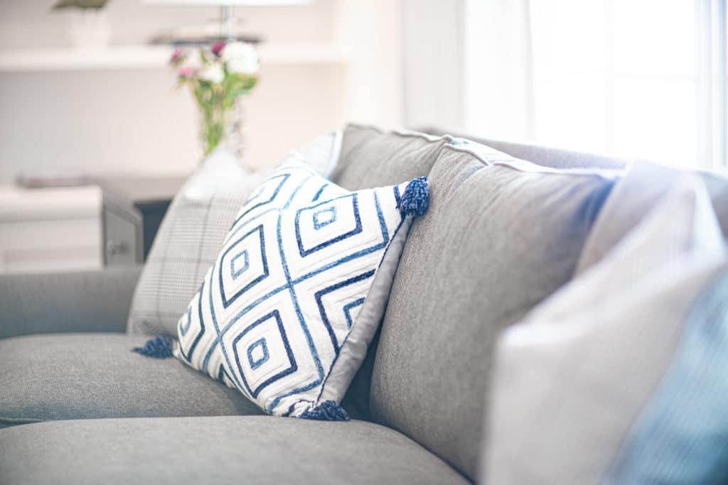 beautiful gray upholstered furniture portland oregon
