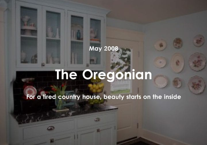 portland designer featured in the oregonian