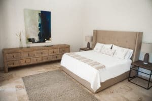 master bedroom custom furniture