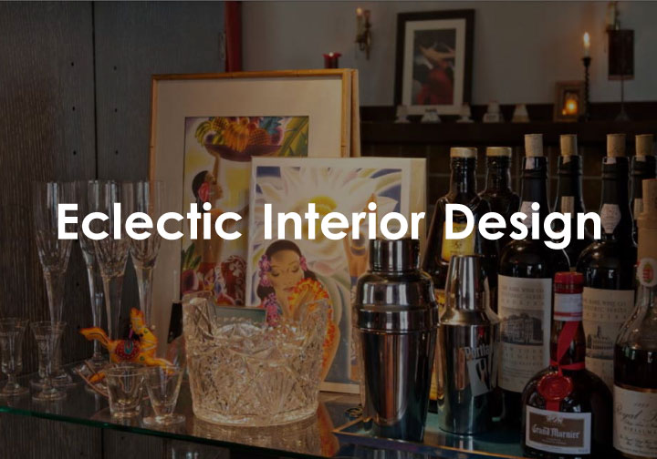 Eclectic interior design style for portland interiors
