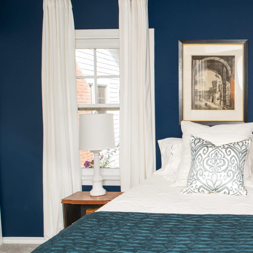 custom paint palette for master bedroom